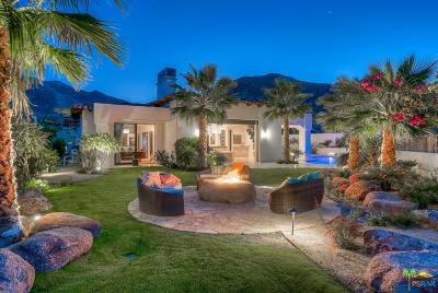 Rancho Mirage Single Family Home For Sale: 18 Rockcrest Drive