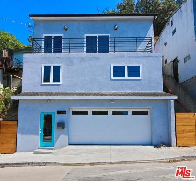 Los Angeles Single Family Home For Sale: 3118 Isabel Drive