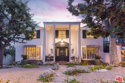 Beverly Hills Single Family Home For Sale: 217 El Camino Drive