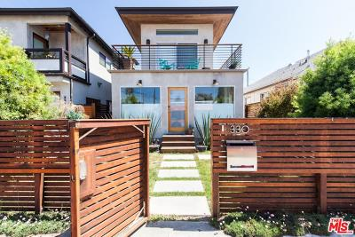 Venice Single Family Home For Sale: 330 Venice Way