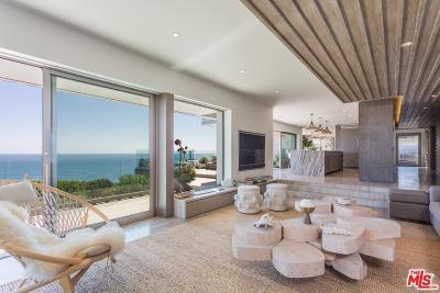 Malibu Single Family Home For Sale: 24001 Malibu Road