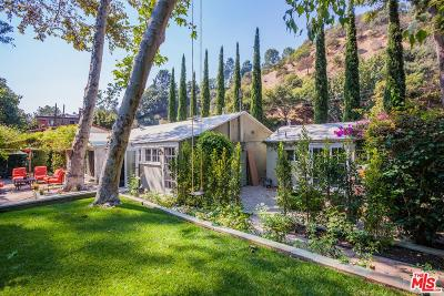 Single Family Home For Sale: 884 North Beverly Glen