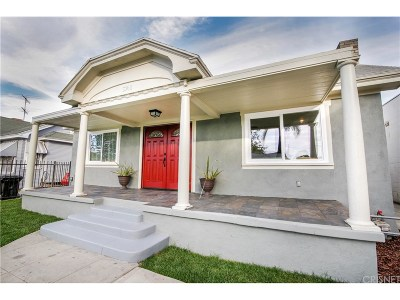 Single Family Home Closed: 6711 South Sherbourne Drive
