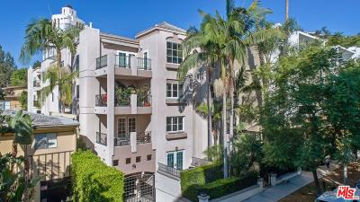 West Hollywood Condo/Townhouse For Sale: 1323 North Sweetzer Avenue #201