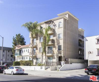 Los Angeles Condo/Townhouse For Sale: 345 South Harvard #201