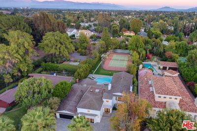 Encino Single Family Home For Sale: 5048 Gloria Avenue