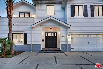 Studio City Single Family Home For Sale: 13046 Ventura