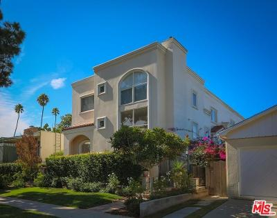 Santa Monica Condo/Townhouse For Sale: 846 21st Street #5