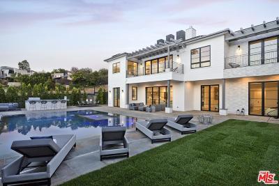Single Family Home For Sale: 1545 Amalfi Drive