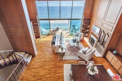 Malibu Single Family Home For Sale: 21554 Pacific Coast Highway