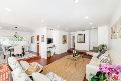 Beverly Hills Condo/Townhouse Sold: 221 South Gale Drive #103