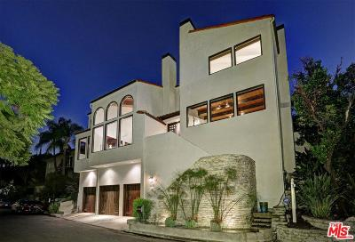 Hollywood Hills East (C30) Single Family Home For Sale: 3400 North Knoll Drive