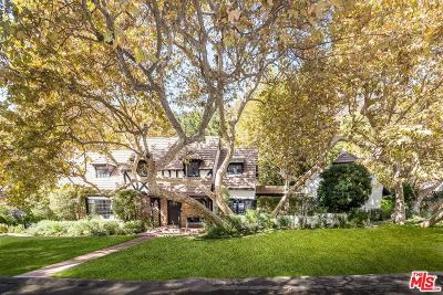Single Family Home For Sale: 2528 Mandeville Canyon Road