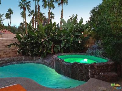 Palm Springs Condo/Townhouse For Sale: 2722 North De Anza Road