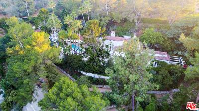 Sunset Strip - Hollywood Hills West (C03) Single Family Home For Sale: 7310 Mulholland Drive