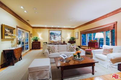 Beverly Hills Single Family Home For Sale: 801 North Sierra Drive