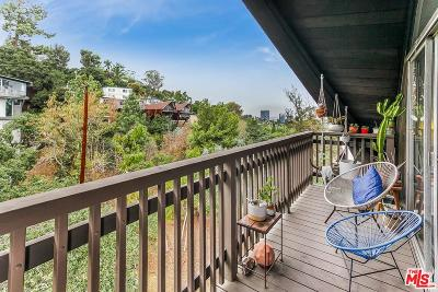 Sunset Strip - Hollywood Hills West (C03) Single Family Home For Sale: 7041 Woodrow Wilson Drive