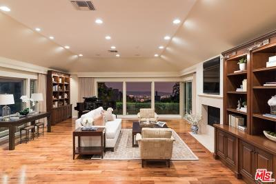 Beverly Hills Single Family Home For Sale: 2259 San Ysidro Drive