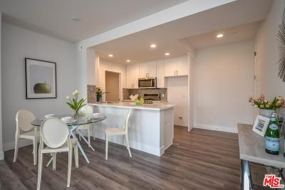 Los Angeles Condo/Townhouse For Sale: 1101 South Harvard Boulevard #403