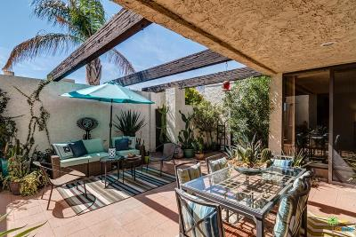 Palm Springs Condo/Townhouse For Sale: 435 North Calle Rolph