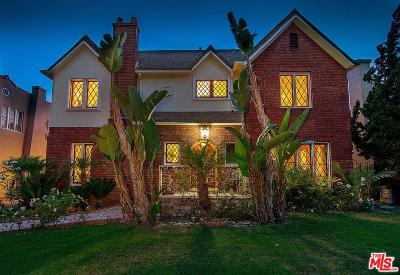 Los Angeles County Single Family Home For Sale: 659 South Highland Avenue