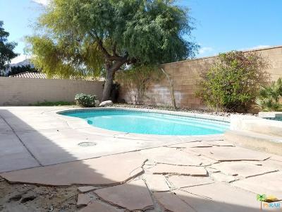 Palm Desert Single Family Home For Sale: 76510 California Drive