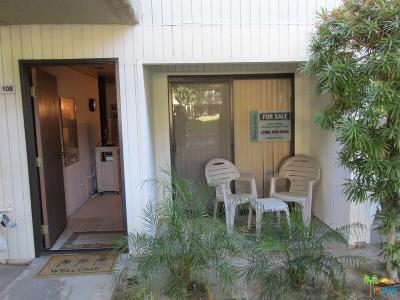 Palm Springs Condo/Townhouse For Sale: 2810 North Arcadia Court #108