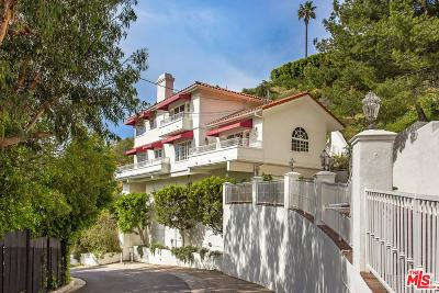 Beverly Hills Single Family Home For Sale: 9085 Alto Cedro Drive