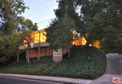 Encino Single Family Home For Sale: 16924 Mooncrest Drive
