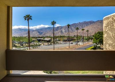 Palm Springs Condo/Townhouse For Sale: 2424 East Palm Canyon Drive #3A