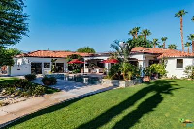 Rancho Mirage Single Family Home For Sale: 39100 Vista Dunes Road