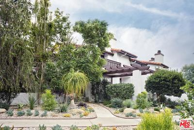 Pacific Palisades Condo/Townhouse For Sale: 1786 Palisades Drive