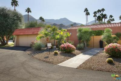 Palm Springs Condo/Townhouse For Sale: 3303 Andreas Hills Drive