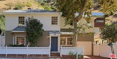 Single Family Home For Sale: 1322 North Beverly Glen Boulevard