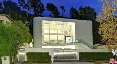 Beverly Hills Single Family Home For Sale: 1590 Benedict Canyon Drive