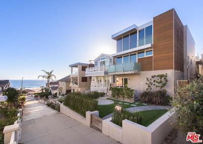 Manhattan Beach Single Family Home For Sale: 129 8th Street