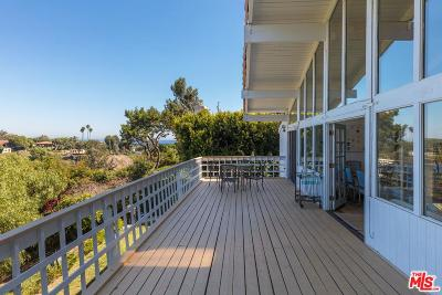 Malibu Single Family Home For Sale: 6656 Dume Drive
