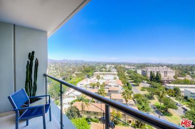 Santa Monica Condo/Townhouse For Sale: 201 Ocean Avenue #B1505