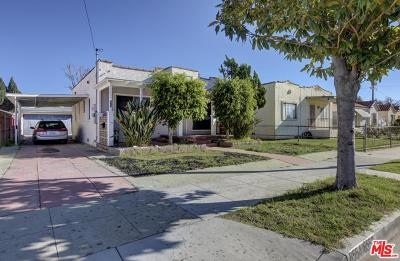 Long Beach Single Family Home For Sale: 6552 Rose Avenue