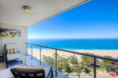 Santa Monica Condo/Townhouse For Sale: 201 Ocean Avenue #B1803