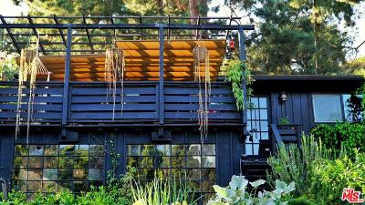 Sunset Strip - Hollywood Hills West (C03) Single Family Home For Sale: 8700 Crescent Drive