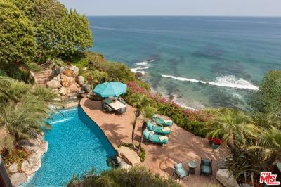 Malibu CA Single Family Home For Sale: $81,500,000
