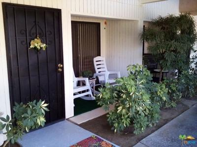 Palm Springs Condo/Townhouse For Sale: 2800 East Los Felices Circle #C105