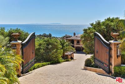 Malibu Single Family Home For Sale: 6254 Porterdale Drive