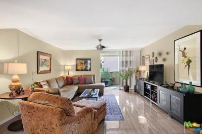 Palm Springs Condo/Townhouse For Sale: 251 East La Verne Way #C