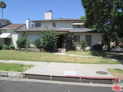 Single Family Home Sold: 3901 6th Avenue