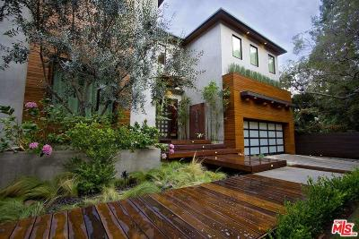 Sunset Strip - Hollywood Hills West (C03) Single Family Home For Sale: 1862 Laurel Canyon