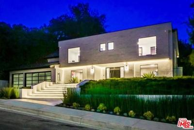 Beverly Hills Single Family Home For Sale: 3030 Deep Canyon Drive