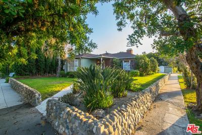 Single Family Home For Sale: 3705 Boise Avenue