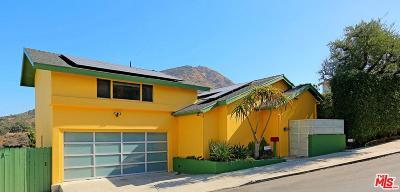 Single Family Home For Sale: 3481 La Sombra Drive